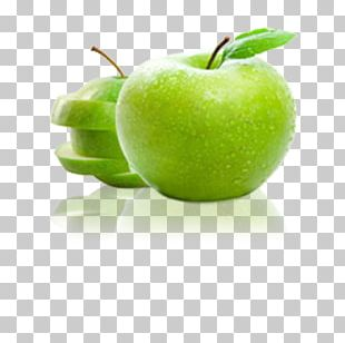 Granny Smith Manzana Verde Apple Fruit PNG