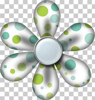 Digital Scrapbooking Flower PNG