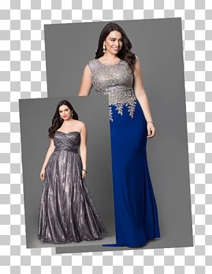 Dress Evening Gown Plus-size Clothing Prom PNG
