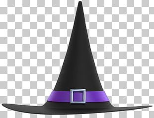 Hat Purple Cone PNG