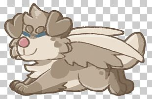 Cat Dog Character PNG
