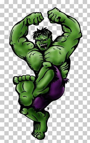 Hulk YouTube Drawing Marvel Comics PNG