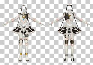 Clothing Accessories Robe Dress MikuMikuDance PNG