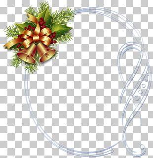 Frames Christmas Ornament PNG