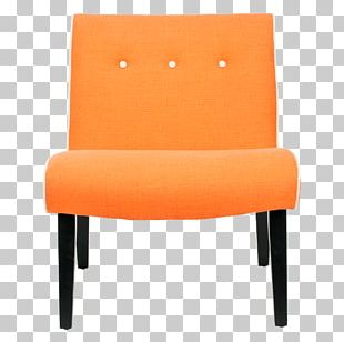 Club Chair Table Living Room Furniture PNG