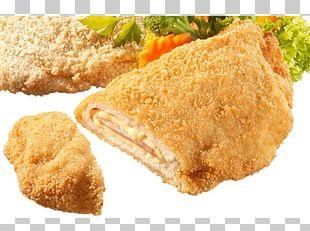Cordon Bleu Chicken Nugget Cotoletta Milanesa Schnitzel PNG