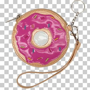 Donuts Coin Purse Clothing Accessories Handbag Key Chains PNG