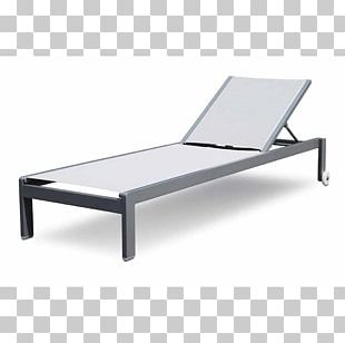 Table Chaise Longue Sunlounger Couch PNG