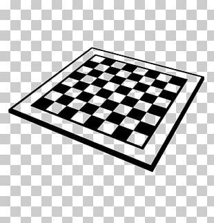 Chessboard Chess Piece Staunton Chess Set PNG