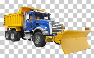 Snow Removal Truck PNG