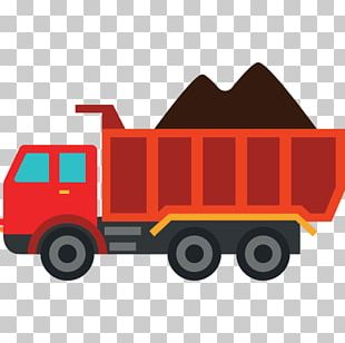 Car Dump Truck Garbage Truck PNG
