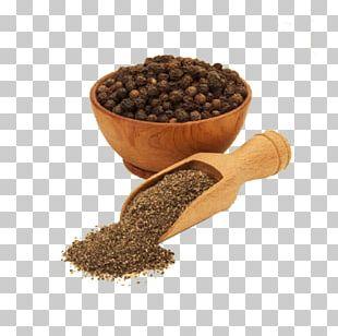 Black Pepper Chili Pepper Spice Turmeric Chili Powder PNG