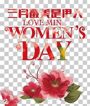 International Womens Day Euclidean PNG