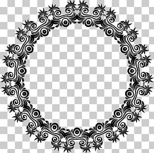 Motif Frames Flower Decorative Arts PNG