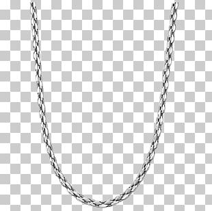 Necklace Jewellery Chain Sterling Silver Charms & Pendants PNG