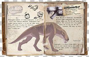 ARK: Survival Evolved Dinosaur Spinosaurus Giganotosaurus Mosasaurus PNG