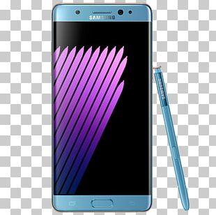 Samsung Galaxy Note 7 Samsung Galaxy Note 5 Samsung Galaxy Note II Smartphone Telephone PNG