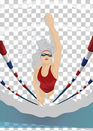 Swimming Sport PNG