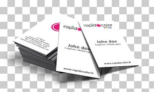 Corporate Identity Advertising Logo Visiting Card Business Cards PNG