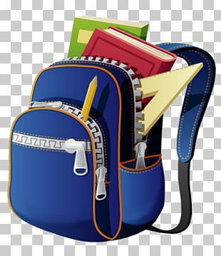 Student Backpack School PNG