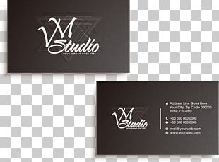 Business Card Logo Visiting Card PNG