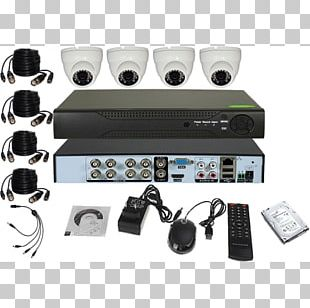 Closed-circuit Television Camera Analog High Definition IP Camera Digital Video Recorders PNG