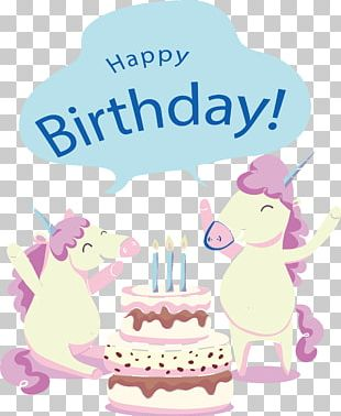 Birthday Party Greeting Card PNG