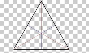 Triangle Barycentric Subdivision Geometry Simplicial Complex Edge PNG