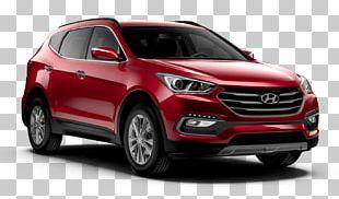 2018 Hyundai Santa Fe Sport 2017 Hyundai Santa Fe Sport Car Hyundai Motor Company PNG