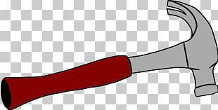 Geologists Hammer Claw Hammer PNG