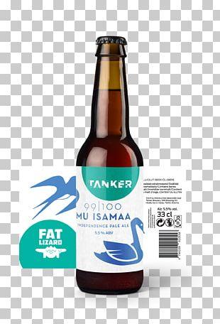 India Pale Ale Beer Bottle Lager PNG