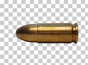 Bullet Weapon PNG