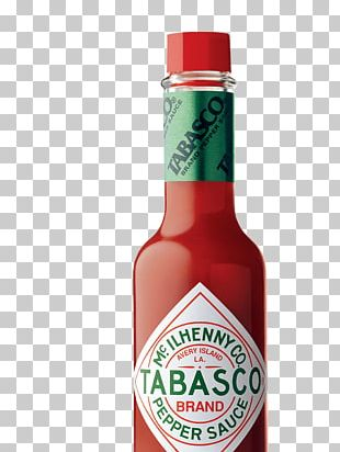 Tabasco Pepper Hot Sauce Chili Pepper Ketchup PNG