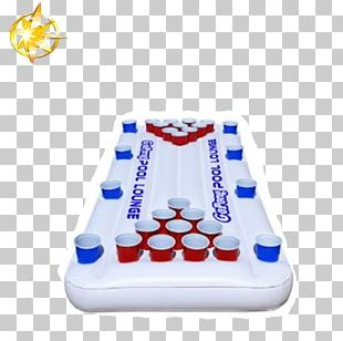 Beer Pong Inflatable Swimming Pool PNG