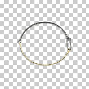 Bracelet Body Jewellery Silver Bangle PNG
