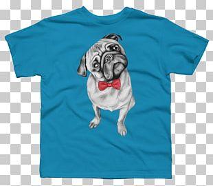 Pug T-shirt Snout Kitten PNG