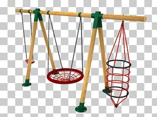 Swing Playground Slide Park Game PNG