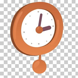 Alarm Clock Wall PNG