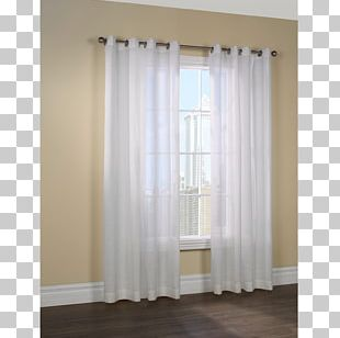 Curtain Window Treatment Window Covering Grommet PNG
