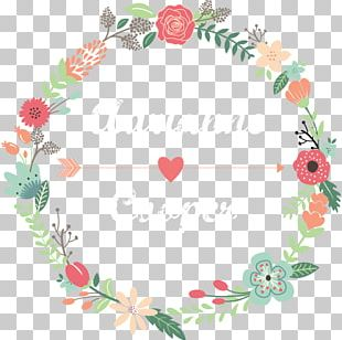 Flower Wreath Floral Design PNG