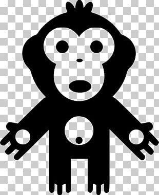 Computer Icons Ape Common Chimpanzee Primate PNG