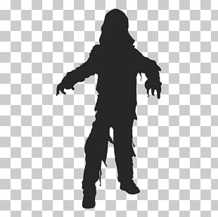 Silhouette Halloween Computer Icons PNG