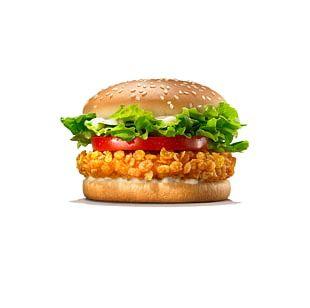 Whopper Hamburger Chicken Sandwich Cheeseburger Fast Food PNG
