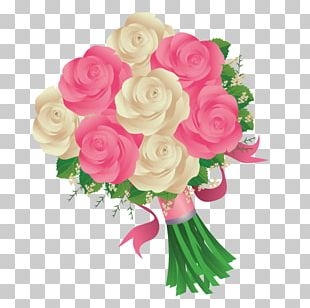 Flower Bouquet Wedding Cut Flowers Floral Design PNG