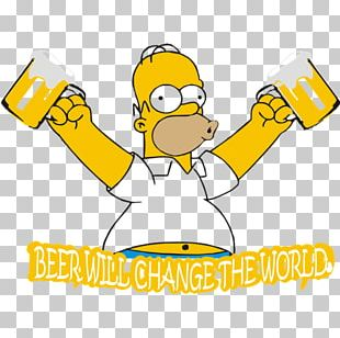 Homer Simpson Beer Bart Simpson Peter Griffin Donuts PNG