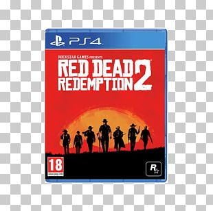 Red Dead Redemption 2 Grand Theft Auto V PlayStation 4 Video Games PNG