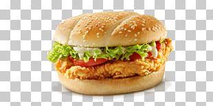 Hamburger KFC Chicken Sandwich McChicken Filet-O-Fish PNG