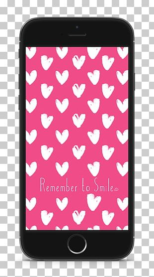 Minnie Mouse Paper Letter Feature Phone PNG