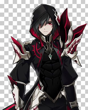Elsword Anime Character Manga Video Game PNG