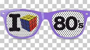 1980s Ravintola Talli Goggles PNG